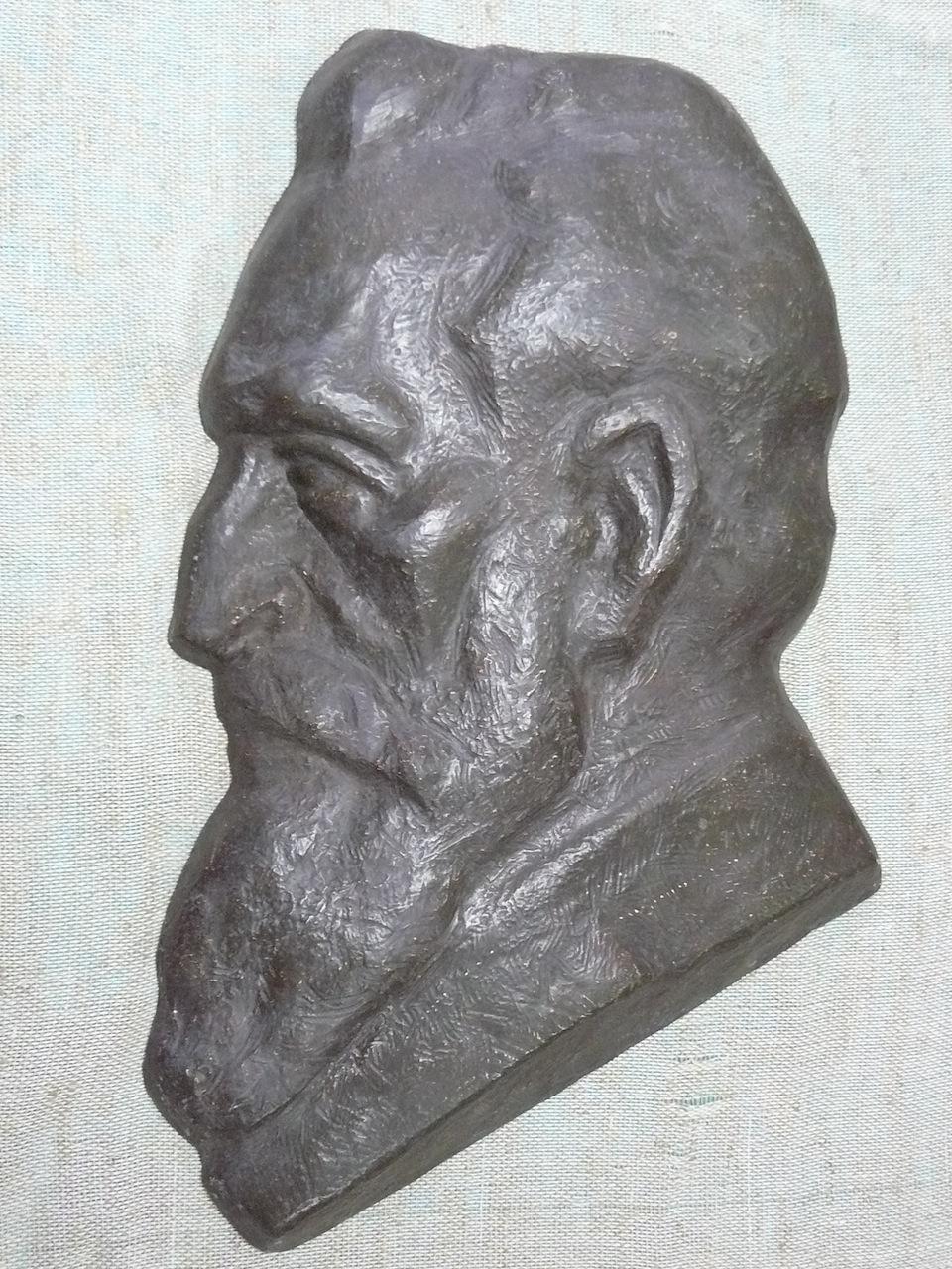 J.Basanavičiaus portretas